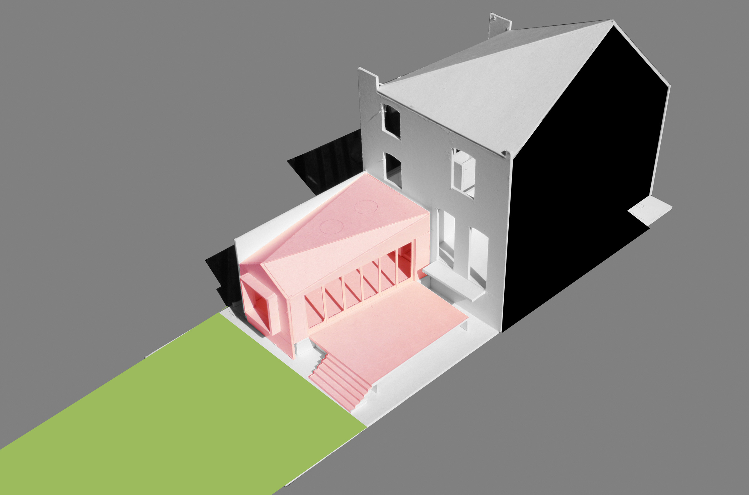 24 house model view