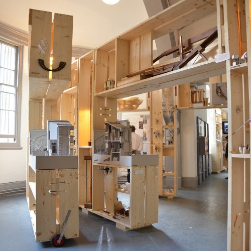 Bartlett School of Architecture, UCL, Summer Exhibition, 2013