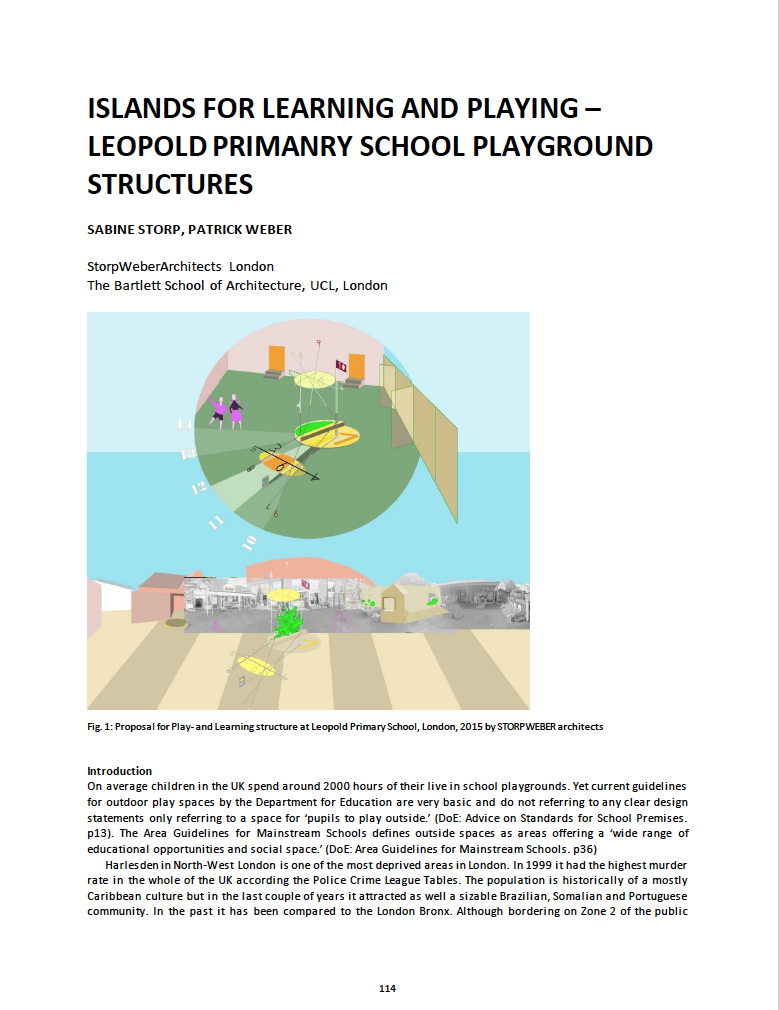 ARCHTHEO '15 Conference Proceeding Book_LEOPOLD PLAY:LEARN_03